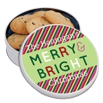Aren't these personalized tins cute? I plan to order for next year!
